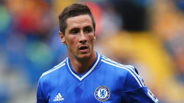 Torres for Chelsea FC