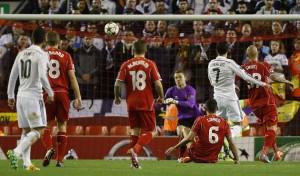 Madrid beats Liverpool