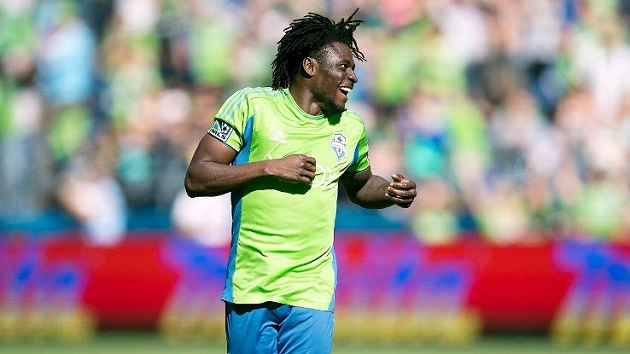 Martins for the Sounders