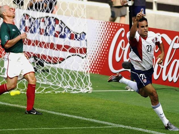 Landon Donovan 2002 World Cup vs. Mexico