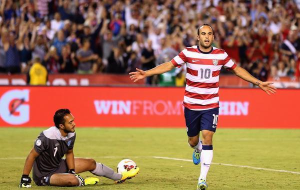 Donovan PK goal