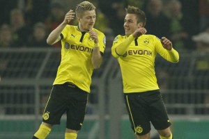 Reus and Gotze, together