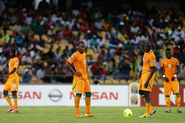 Ivory Coast football