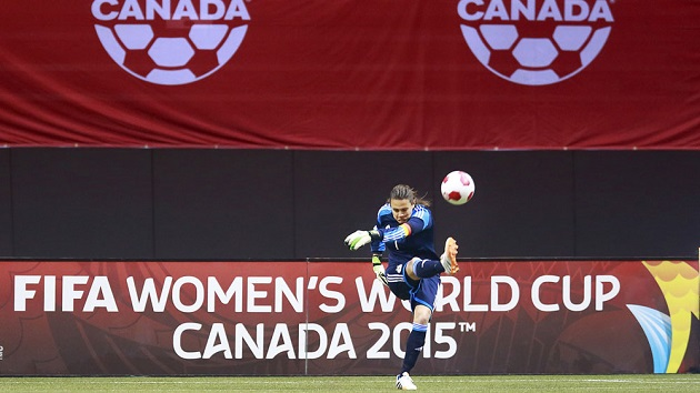 Women's World Cup - Canada 2015