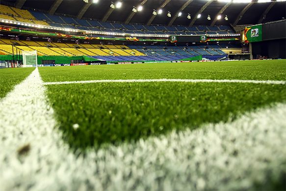 Turf fields at Canada World Cup