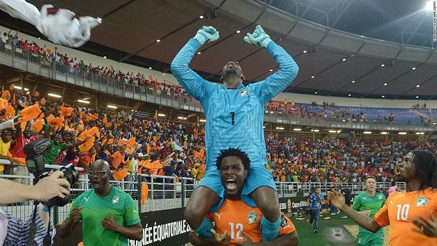 Ivory Coast wins AFCON 2015 final