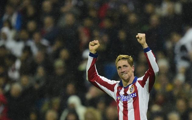 Torres back at Atletico