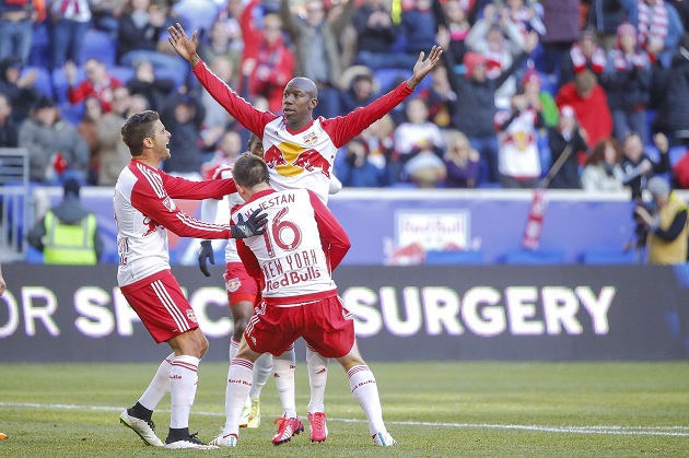 Wright-Philips scores for Red Bulls