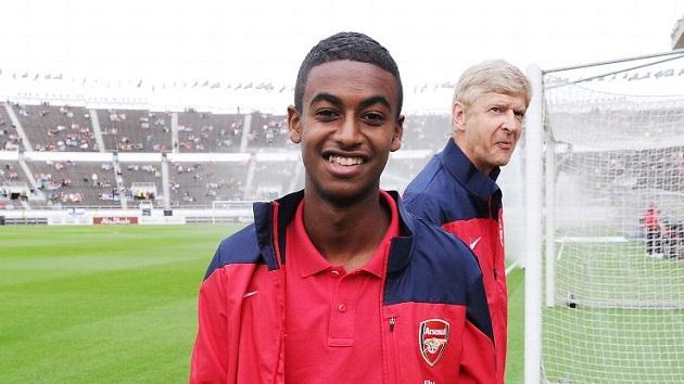 Zelalem and Wenger