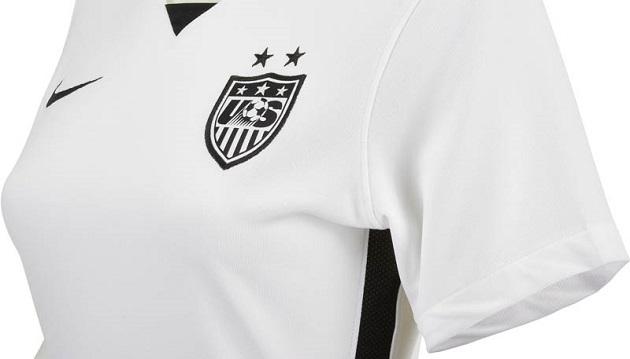 Nike women's USA Home Jersey