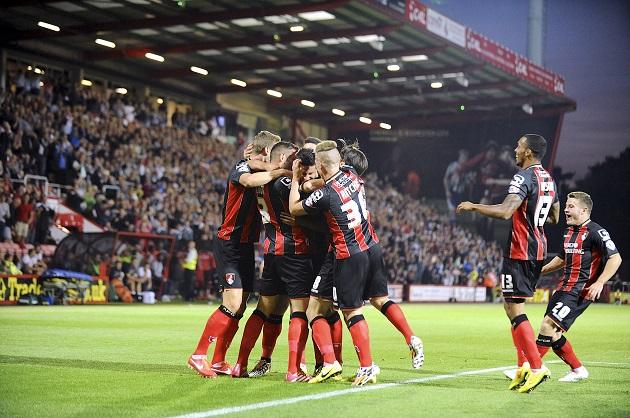 Bournemouth win Championship