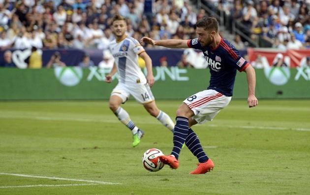 Revolution in MLS Cup final