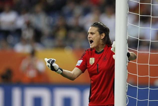 Nadine Angerer, Germany GK