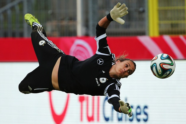 Angerer makes save for Germany