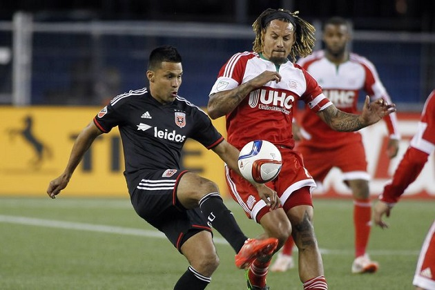 DC United vs. New England