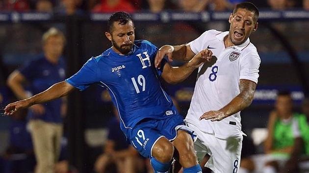 Dempsey battling Honduras