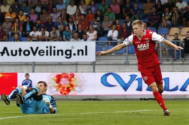 Johannsson, AZ forward