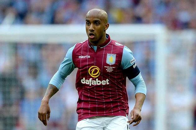 Fabian Delph leaves Aston Villa