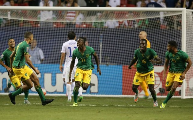 USMNT lose to Jamaica