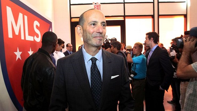 MLS commish Don Garber
