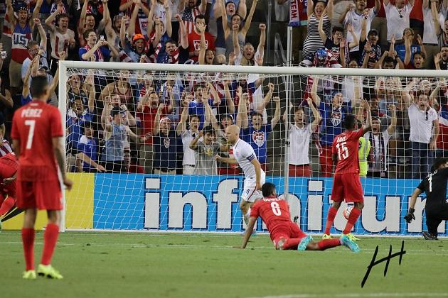 Bradley scores for USA