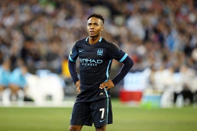 Sterling with City