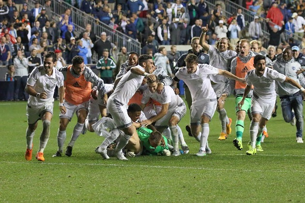 Sporting win US Open Cup Final