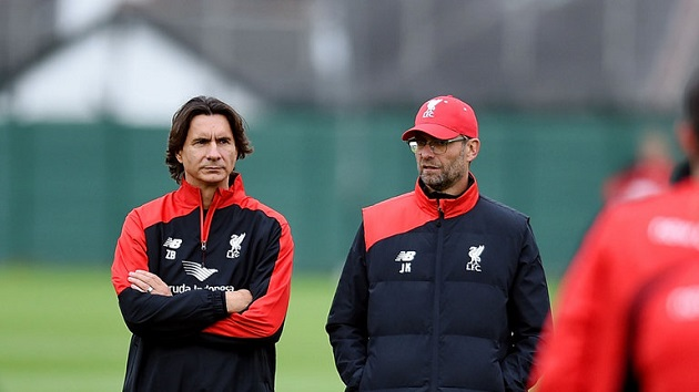 Klopp, new Liverpool manager