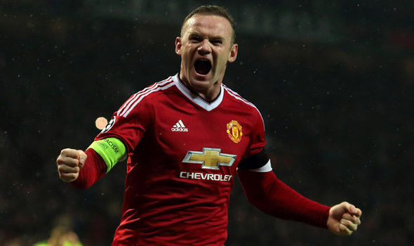 Rooney scores for United
