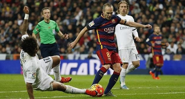 Barcelona defeats Real