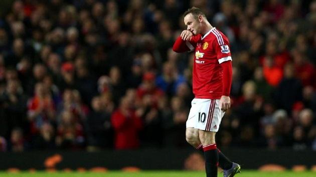 Man United star Rooney