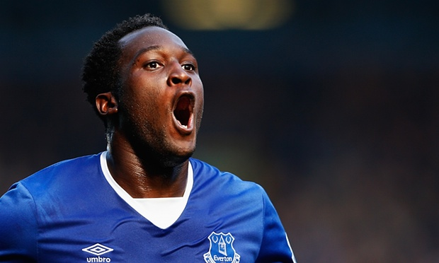Everton forward Lukaku
