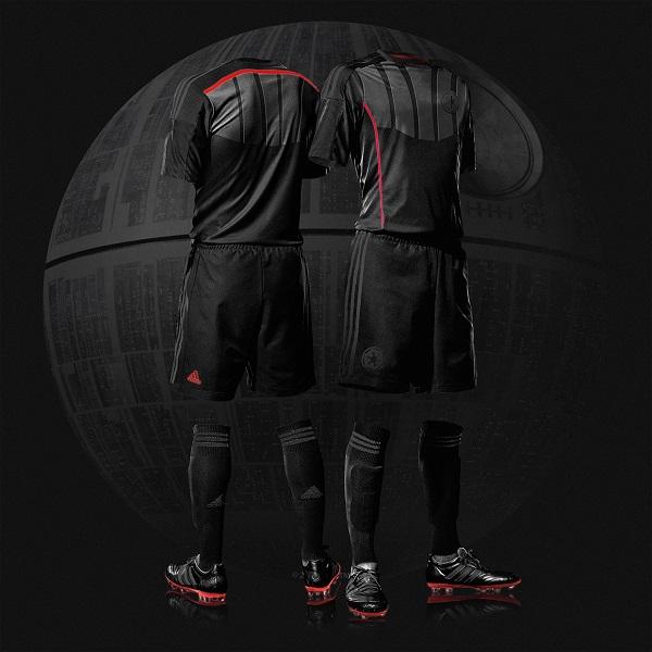Empire soccer kit