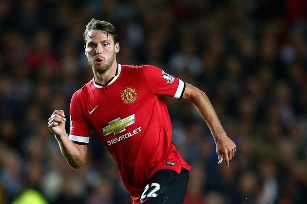 Man United's Nick Powell