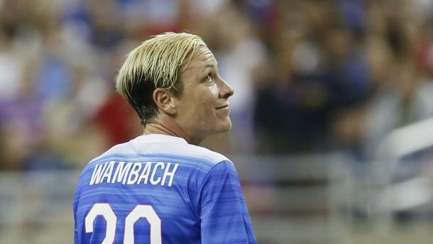 Abby Wambach's last game