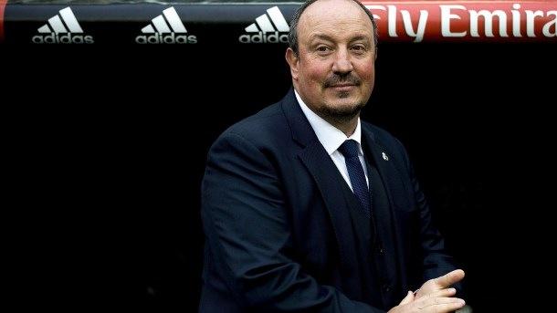 Rafa fired by Real Madrid