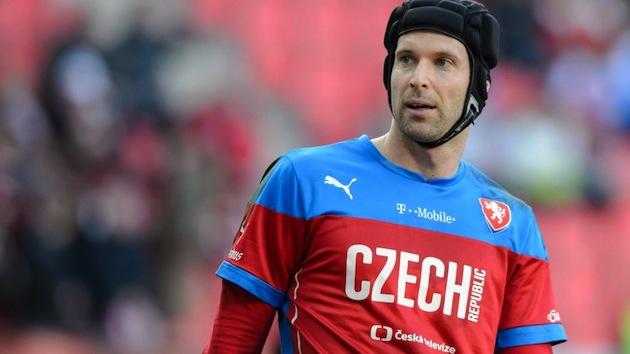 Petr Cech, Czech Republic keeper