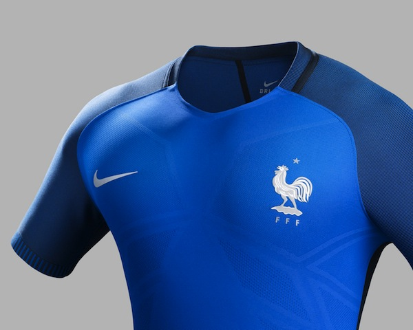 Nike France Home Jersey 2016
