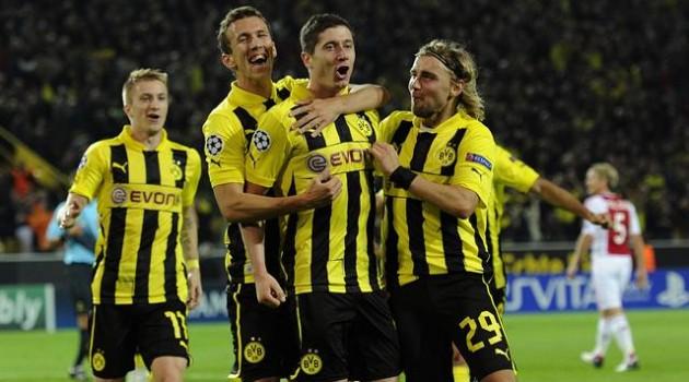 Borussia Dortmund Concedes 2013-14 Campaign Early