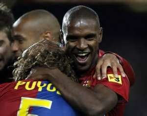 Eric Abidal is What Makes Football Great
