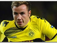 Gotze Injury Adds Spice to CL Final