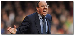 Rafa Benitez Walks in Another Trap or How to Leave Chelsea for Napoli?