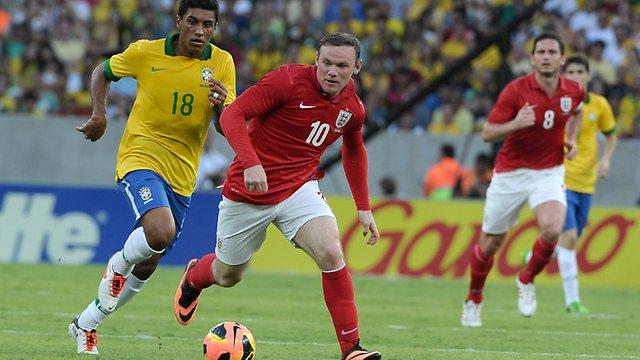 Rooney Brasil Play