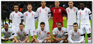 England v Brazil Friendly Match Report