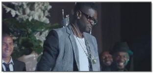 Adebayor, Essien, Cisse, and Ballack All on the Same Stage…Having a Dance-Off…(Video)