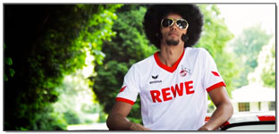 FC Koln Launch New Jersey with Funky 70's Style….(Video)