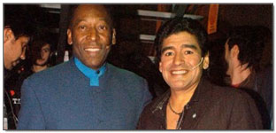 Why Are We Still Listening to Pele and Maradona?