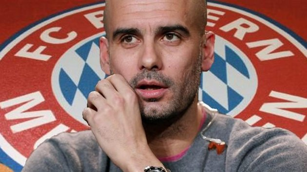 Guardiola Bayern Munich