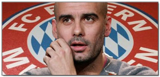 Bayern Bar Too High for Pep?