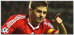 Gerrard Contract Extension Caps Career